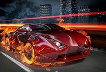 Fast Racing Cars / Fast Racing Cars