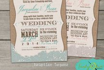 Invites & save the date