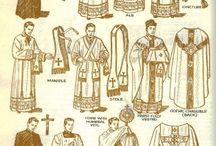 KDP I vestments