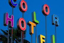 La primavera al Color Hotel / Finalmente la bella stagione ci aiuta a goderci la vita