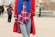 Streetstyle - red