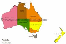 Study of Australia, Australasia-Oceania / Beautiful printable images to add to your study of Australia/Australasia/Oceania. Use in either Continent Folders or Continent Boxes.  / by Montessori Print Shop