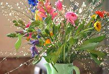 bloemwerk / inspiratie