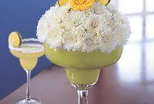 Blomster drink