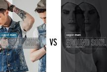Lookbook Xagon Man Spring Summer 2014 / #Lookbook #Xagon Man #Spring Summer 2014 #Outfit