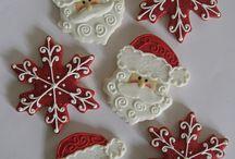 christmas cookies