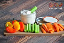 Dips and snacks / Low carb