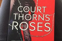 ACOTAR / A Court of Thorns and Roses series by Sarah J Maas (Acotar and Acomaf)
