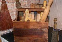 oggetti legno cucina