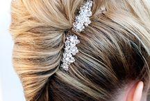 Weddingday hair