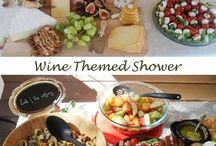 D & L Winery Bridal Shower