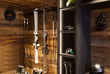 Chalet Boot Rooms