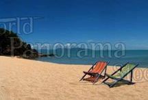 Panoramic Beach Pictures