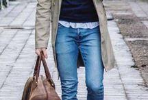 Him (clothes, shoes, bags, etc)