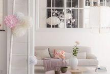 Delicate decor