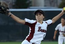 Women's Sports 2014 / New images highlighting #SCUBroncos female athletes in action. / by Santa Clara Broncos