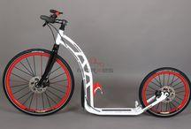 egyedi bicikli kickbik