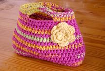 Crochet or Knitting / Ideas for Crocheting and Knitting Projects  / by Delonna @ Clothed in Love