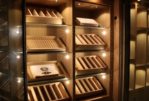 Custom Cigars Cabinets / Custom Cigars Cabinet by Degré 12