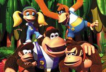 Games / Donkey Kong