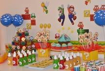 Sweet Table - Mario Bross
