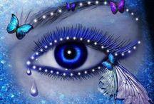 Szemek / A szem a lélek tükre...
