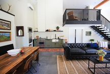 Dreamy Cabin Spaces