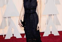 87th Annual Academy Awards / What celebrities wore at the #Oscars2015 Red Carpet