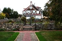 The Mansion at Bald Hill Fine Dining Restaurant / Rustic, Vintage Mansion, Delicious Food and a Beautiful atmosphere.