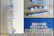Learning with LEGOS / Ideas for teaching with LEGOS especially for LEGO lovers. / by Melissa Mendez