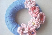 RECYCLED CRAFT HOME DECOR