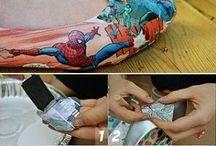 Shoes DIY !