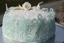 Bröllopssittning / Bröllopsittning hos Kinaskakor & Catering provsmakning av toptårta & cupcakes !