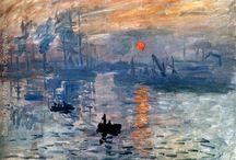 Tekenen impressionisme