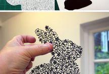 papier découpé et Kirigami