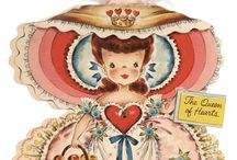 My Funny Valentine  / A collection of unusual vintage Valentines that are funny, weird and wacky.