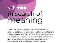 In search of meaning is... / Laat je inspireren om jouw betekenis te ontdekken en hoe jij meer meaning aan jouw leven, jouw werk én aan de wereld kunt toevoegen.