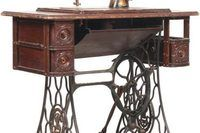Treadle Singer sewing machines