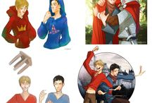 Merlin/Sherlock/Doctor Who.etc...