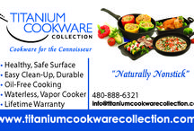 Naturally Nonstick / Cookware that is nonstick to the extreme, but without heavy metals and chemical that could leach into your food.