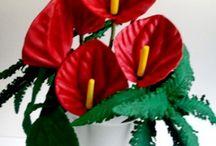 Flores para siempre. Bodas, regalos, decoración... Foam