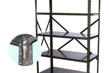 Light Duty Shelving / Light-Duty shelving from our Pacific line offers an affordable option for light to medium duty applications.  http://www.wpss.com/