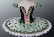 ballet costume(green)