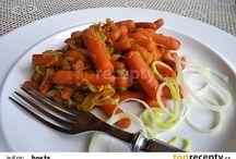 Pokrmy ze zeleniny