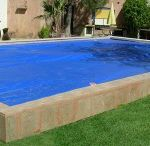 Partial Above Ground Pools