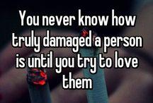 Depressed love