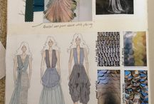 Fashion Design and layout