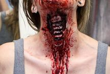 sfx/ gore make up