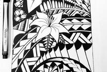 Samoan + Cultural Pattern 2016