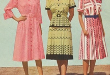 Fashions from the Forties / by Rita Holcomb